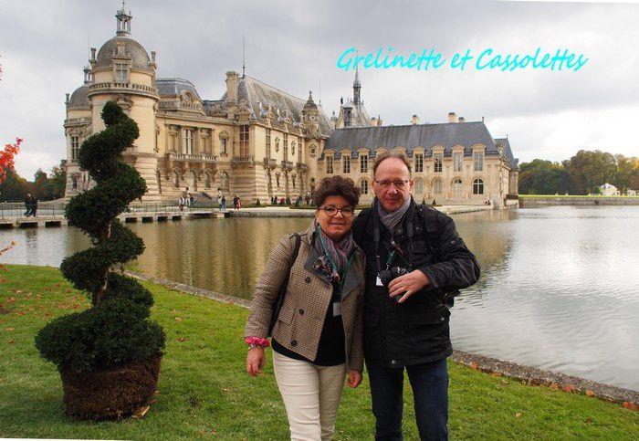 Les Journées des Plantes de Courson à Chantilly Automne 2015