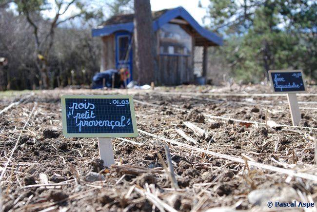Les Stages de Jardinage Bio Terre Vivante