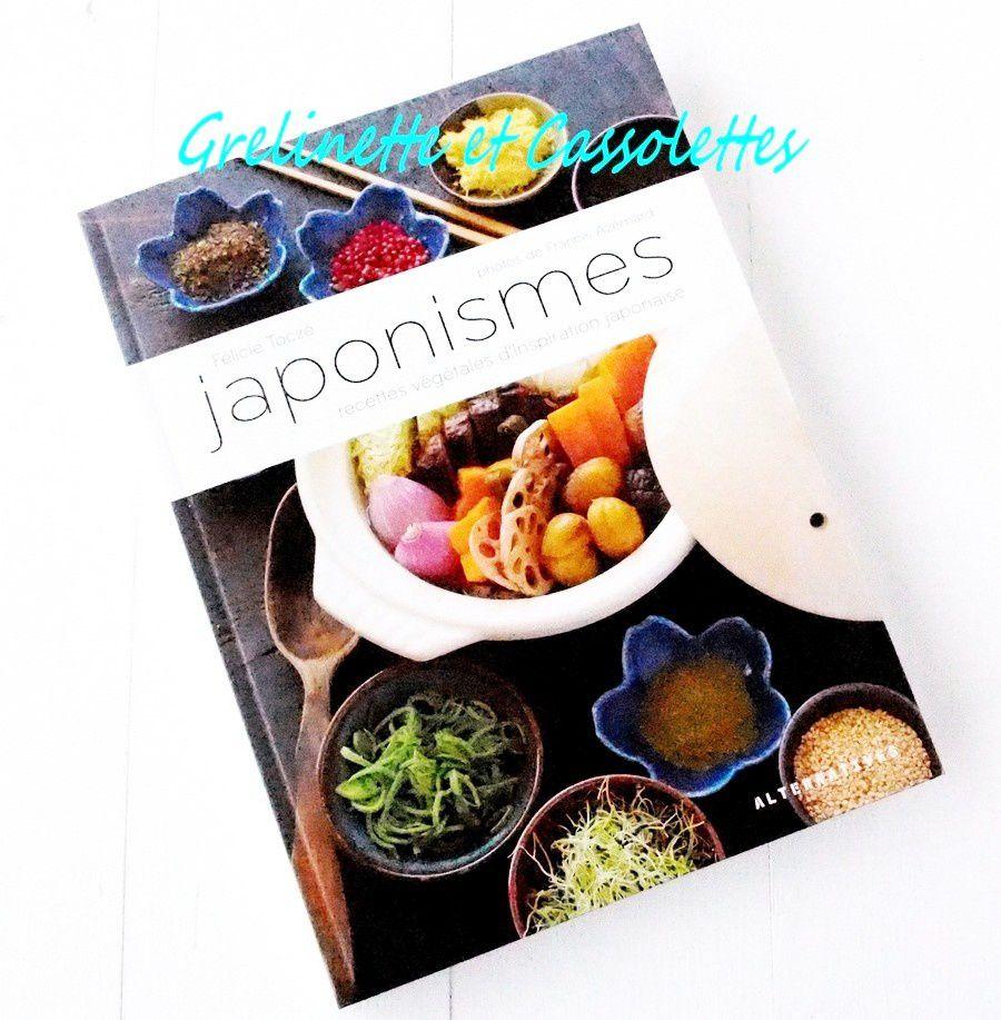 Japonismes, Recettes Végétales, d'Inspiration Japonaise