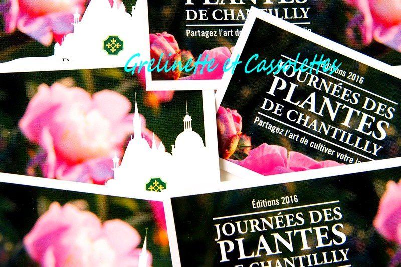 Qui veut Gagner ses Entrées à Chantilly ?