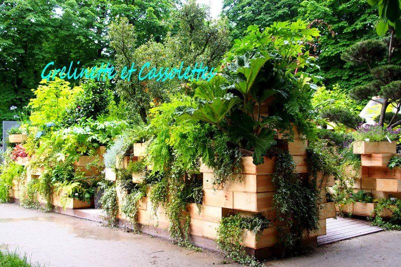 Jardins Jardin 2016, Paris, Carré du Sanglier