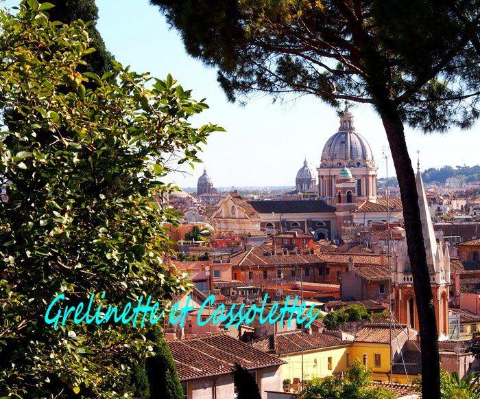 Villa Borghese et Jardins du Pincio