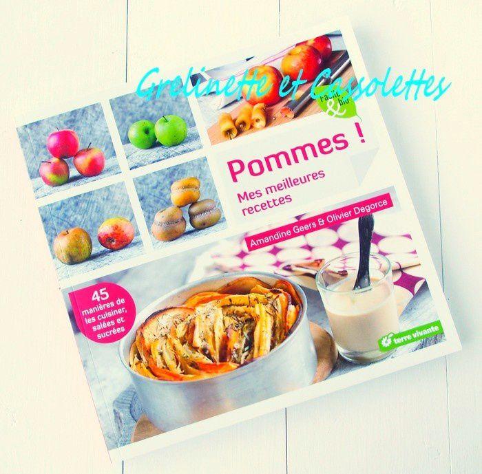 Pommes ! d'Amandine Geers & Olivier Degorce