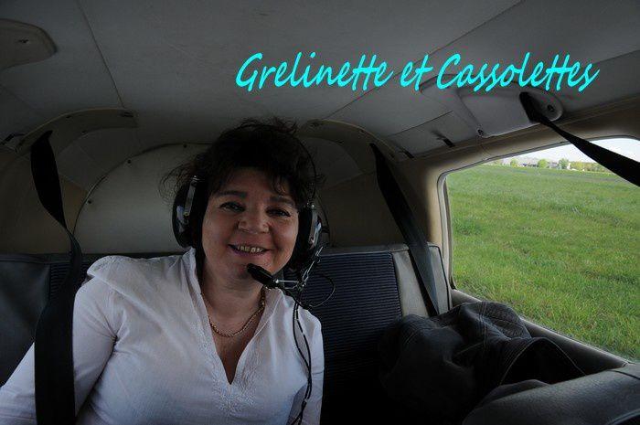 Vol Echo Quebec au dessus de Vaux le Vicomte !