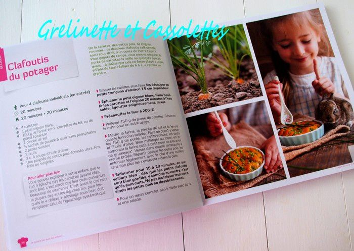 Je Cuisine Bio avec les Enfants