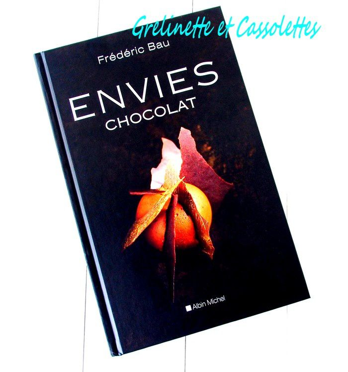 Envies Chocolat, Frédéric Bau