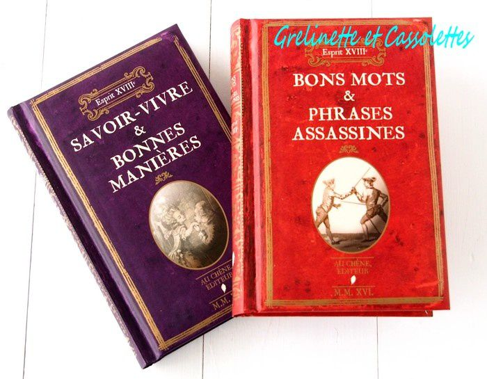 Bons Mots & Phrases Assassines