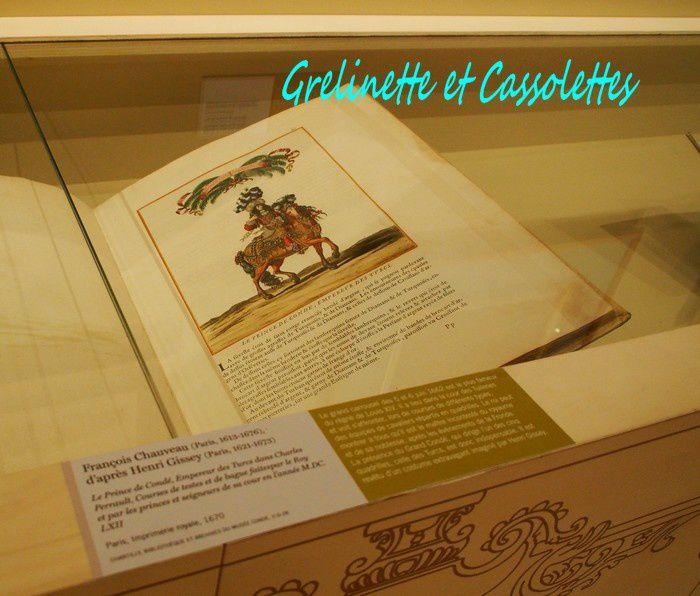 Le Grand Condé, Rival du Roi Soleil ? Exposition à Chantilly