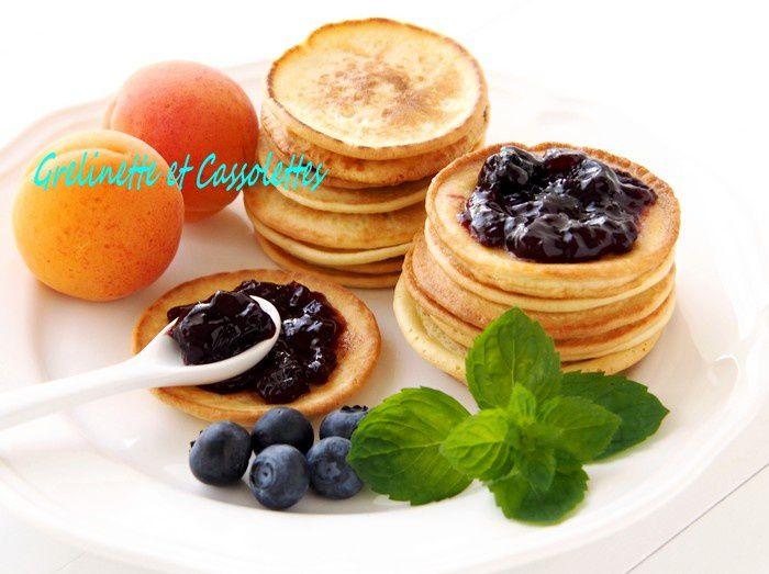 J'ai testé le Pancake Maker de Cookut, Pancakes in less than 2 minutes... #Miam