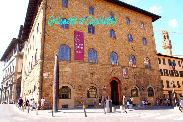 Firenze 6, Le Musée Galileo