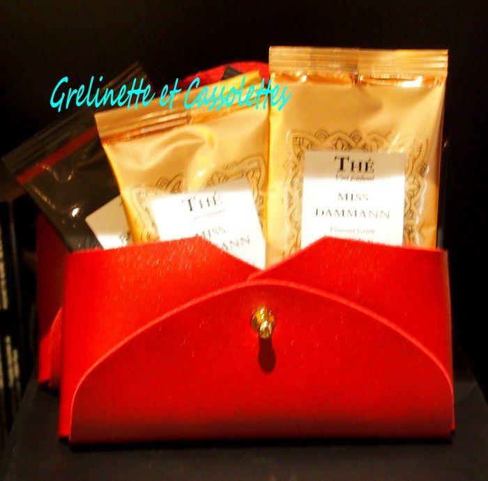 La Collection Christmas et la Collection Rouge de Dammann