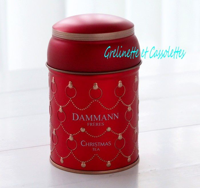 Christmas Tea de Dammann