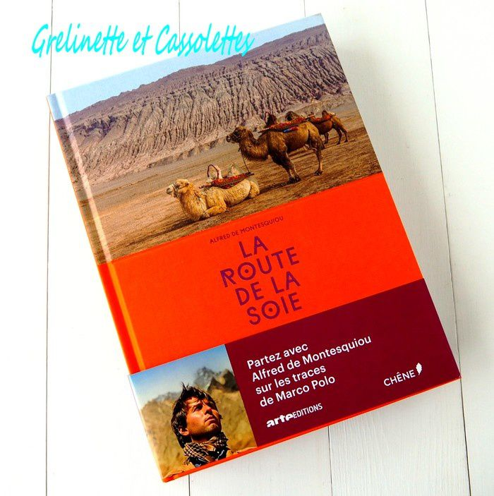 La Route de la Soie, Alfred de Montesquiou