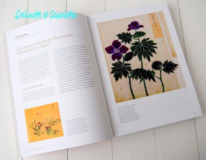 Flora Japonica, Martin Rix et Masumi Yamanaka
