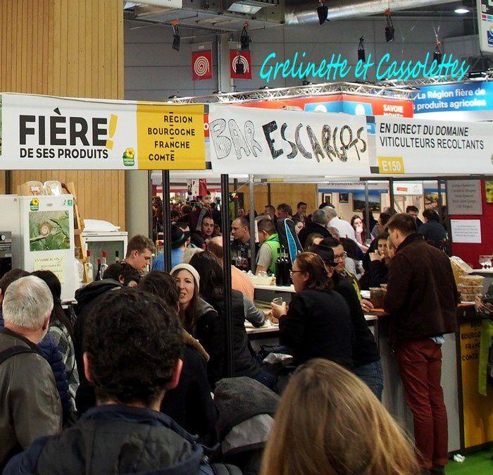 La Bourgogne Franche Comté au Salon de l'Agriculture Part1