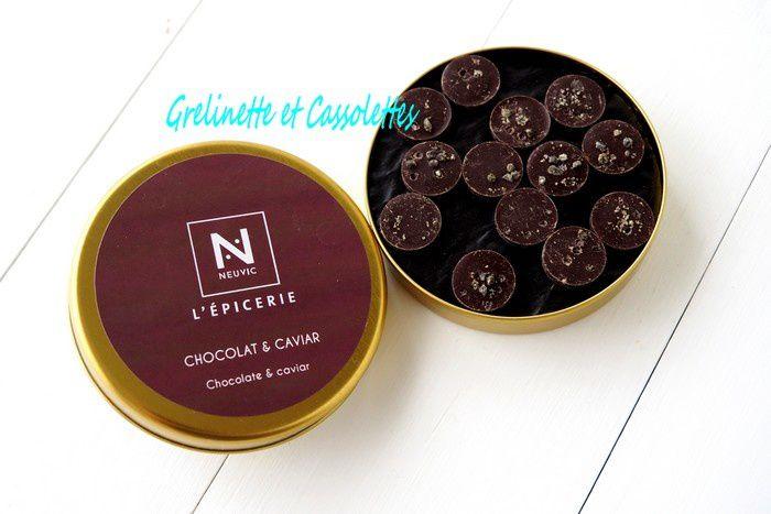 J'ai Testé Le Chocolat au Caviar de Neuvic... Pâques en Vue ! Et code promo...