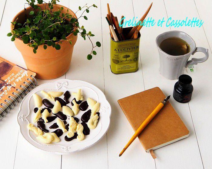 J'ai testé le Chocolat Ethiquable, bio, abordable... et astuces pour réussir la friture en Chocolat Sans Tempérage