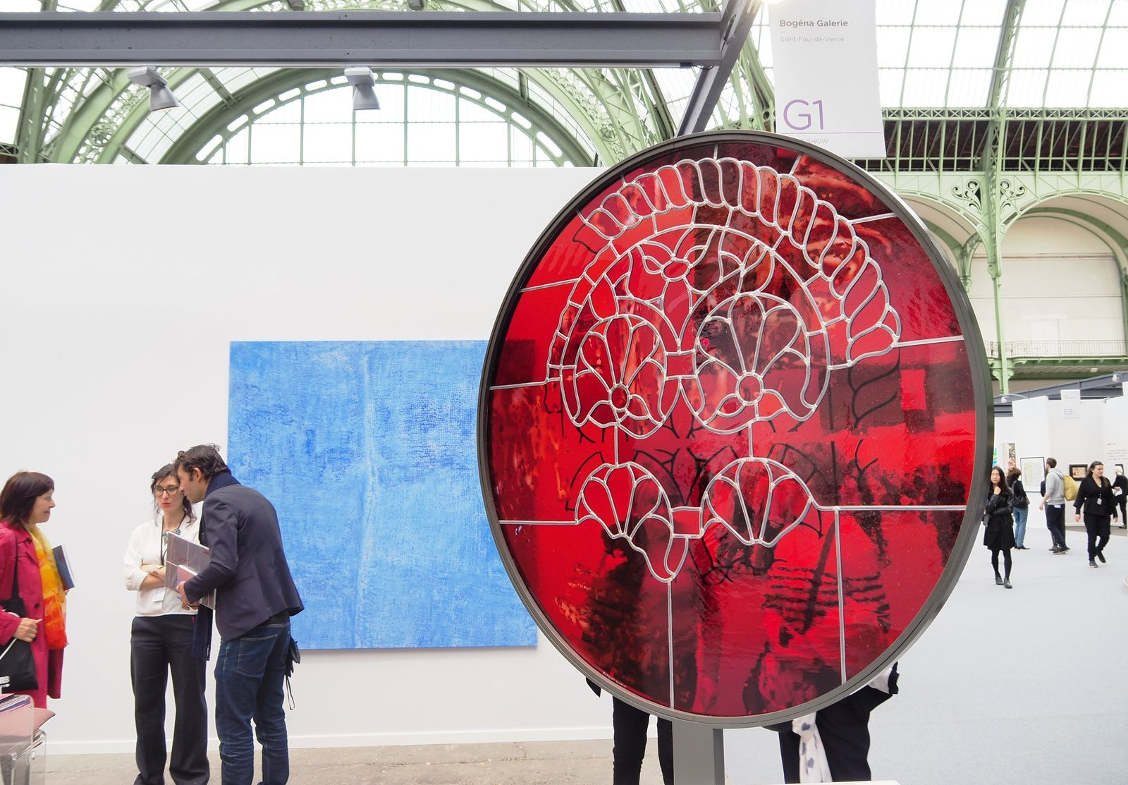 Les 20 Ans d'Art Paris au Grand Palais part 1