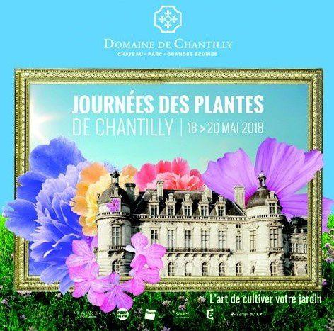 Les gagnants des Entrées pour la Fête des Plantes de Chantilly sont... Et tarifs réduits pour les autres...
