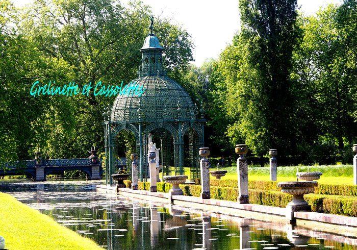 Journées des Plantes, les Favorites de Chantilly, 3ème Volet