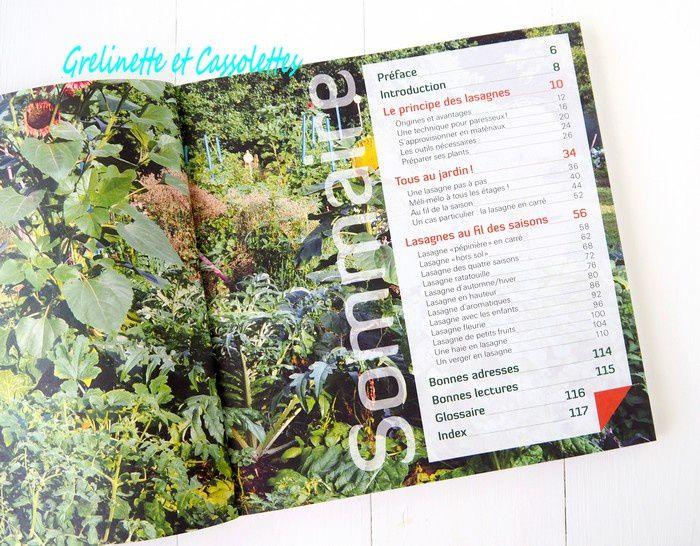 Je cultive en Lasagnes partout et toute l'année, Brigitte Lapouge Déjean, Franck David & Serge Lapouge, Editions Terre Vivante