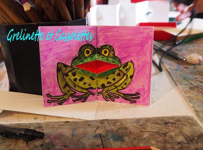 Cartes Pop Up DIY avec les Enfants