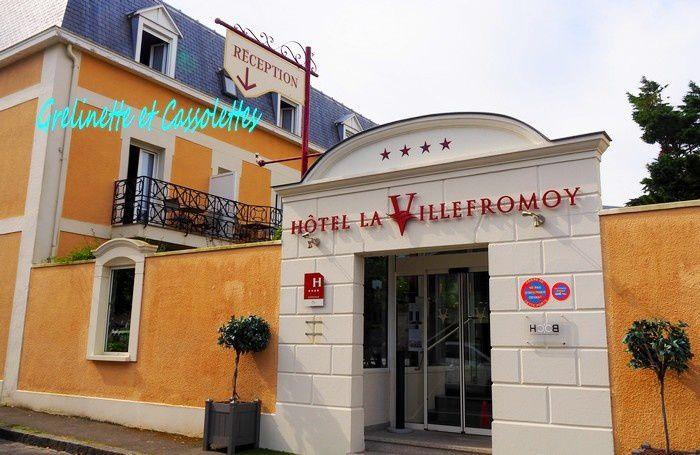 La Villefromoy à Saint Malo