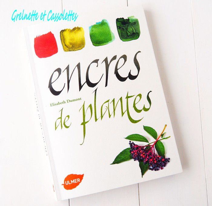 Encres de Plantes, Elisabeth Dumont