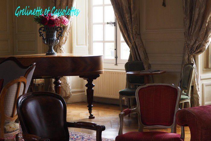 Un Week End en Amoureux au Château d'Etoges en Champagne