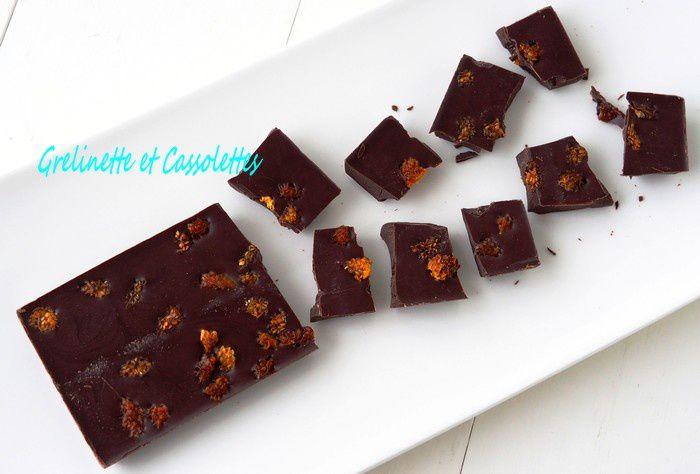 Cacao Cru et Physalis, Ethiquable