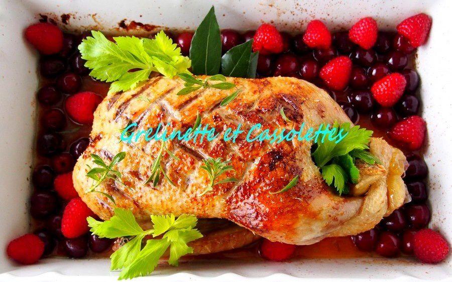 Recettes de Fêtes : 10 idées de recettes de volailles festives