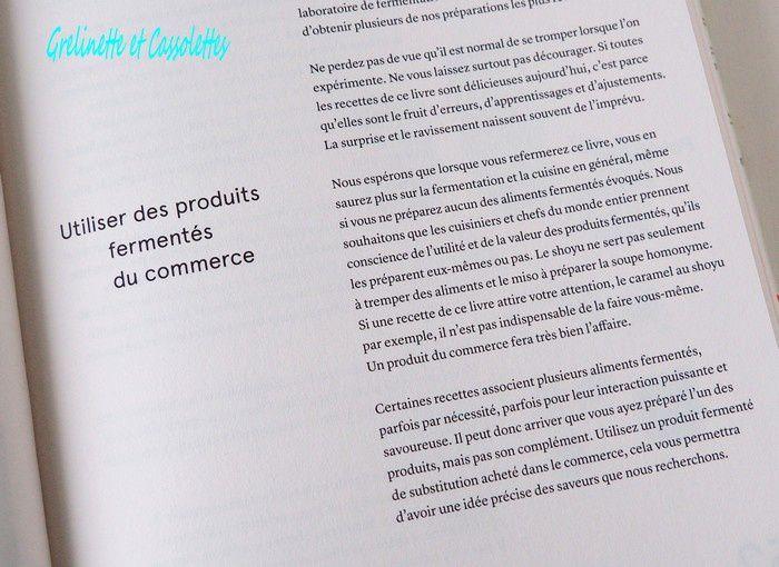Guide de la Fermentation du Noma, René Redzepi & David Zilber