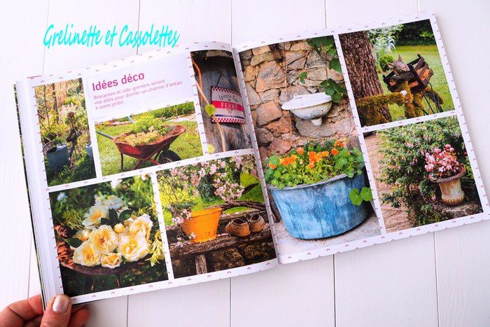 Fleurs désuètes des Jardins de Grand Mères