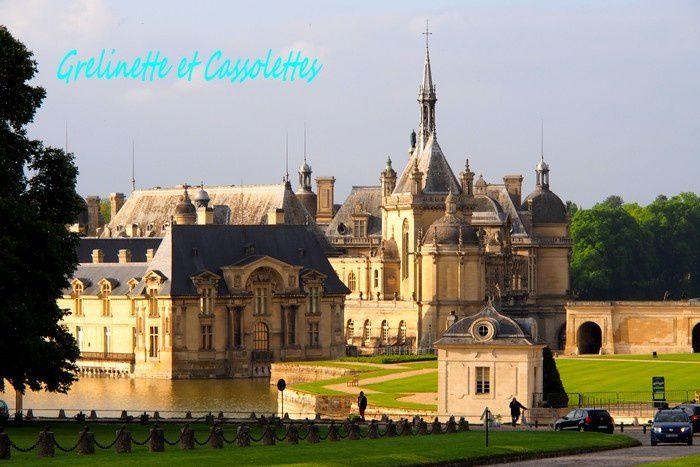 Journées des Plantes de Chantilly en Approche... sans soucis, je vous dis pourquoi...