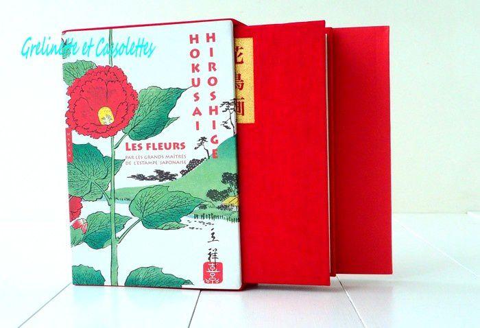 Les Fleurs par les grands Maîtres de l'Estampe Japonaise, par Amélie Balcou