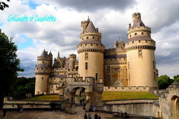 Pierrefonds, le château réinventé par Viollet le Duc, part 1