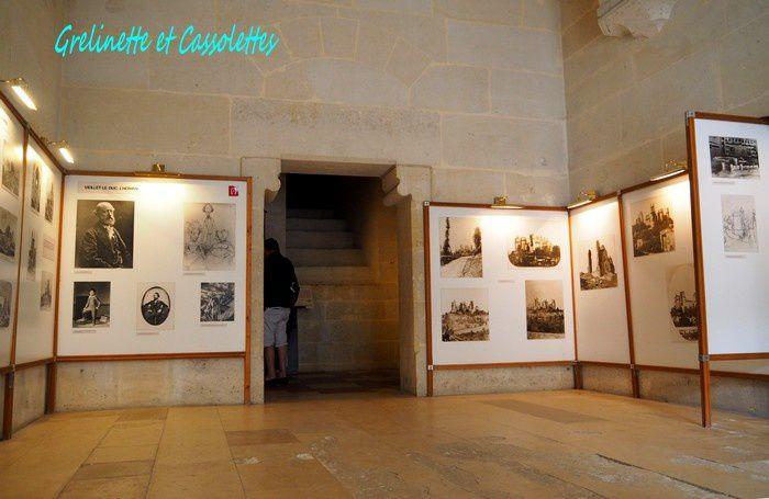 Pierrefonds, le château qui fut construit deux fois, part 2