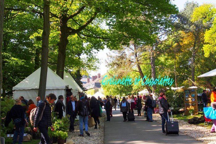 Les chanceux Gagnants des Entrées pour la Fête des Plantes de Saint Jean de Beauregard sont...