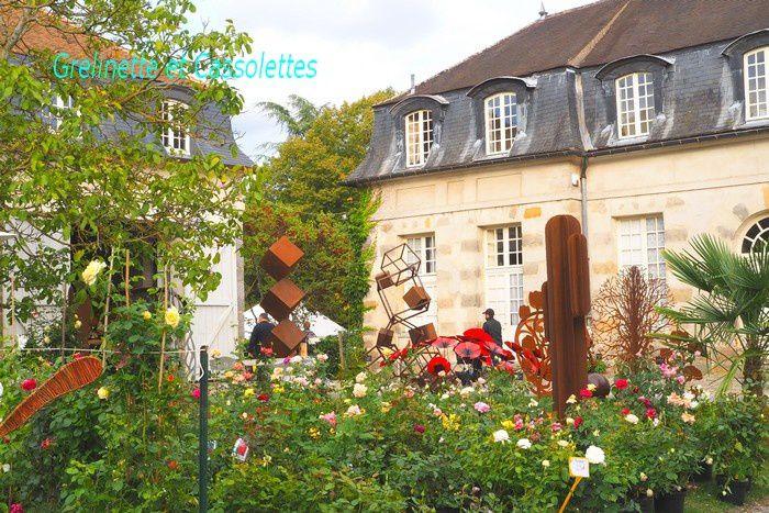 35ème anniversaire de la Fête des Plantes de Saint Jean de Beauregard, automne 2019