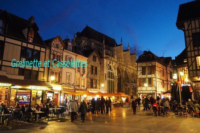 La Ruelle des Chats, à Troyes
