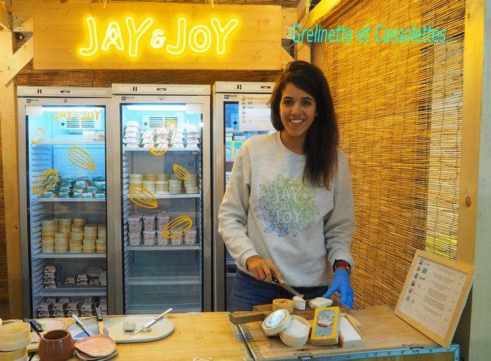 J'ai testé les Fromages Vegan de chez Jay & Joy