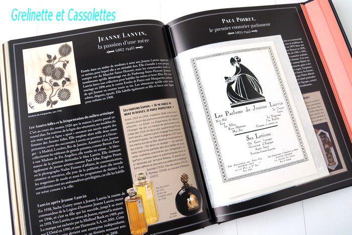 Jeanne Lanvin, la passion d'une mère... Paul Poiret, premier couturier parfumeur