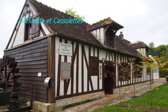 Le Hameau, Domaine de Chantilly