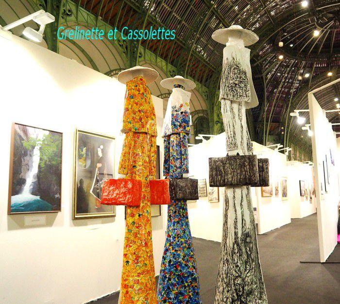 230ème Salon des Artistes Français au Grand Palais, c'est maintenant !