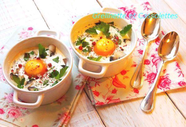 Idées de recettes de Pâques sous Cloche