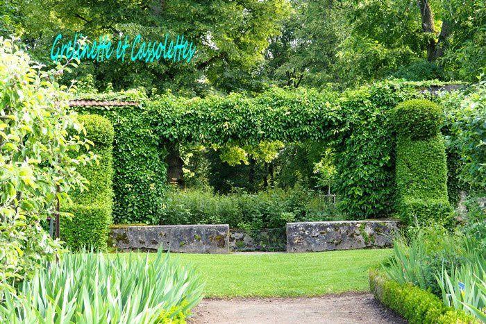 Les Ha Ha sont des ouvertures de verdure en périphérie du magnifique jardin