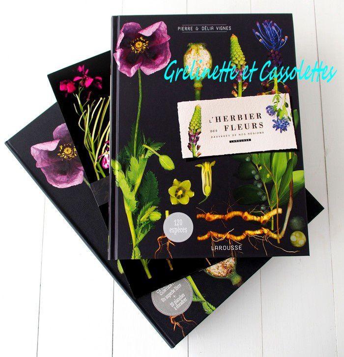 Herbier Larousse, Planches botaniques détachables