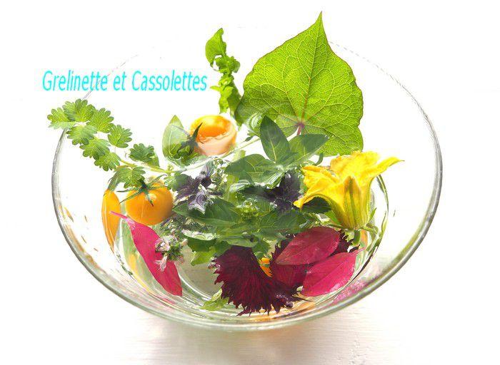 Salade de Quinoa et Chou Kale Vapeur