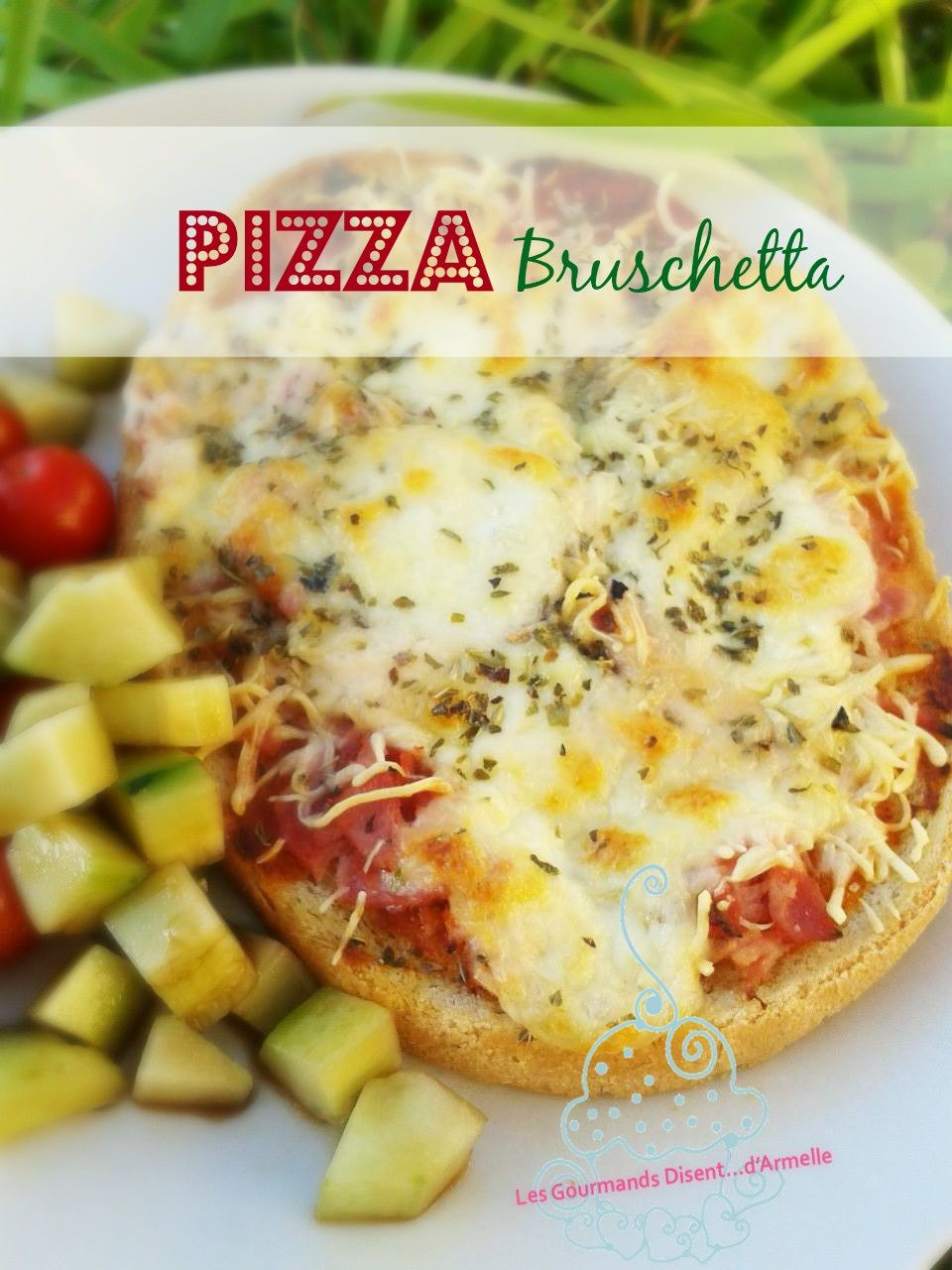 Pizza Bruschetta