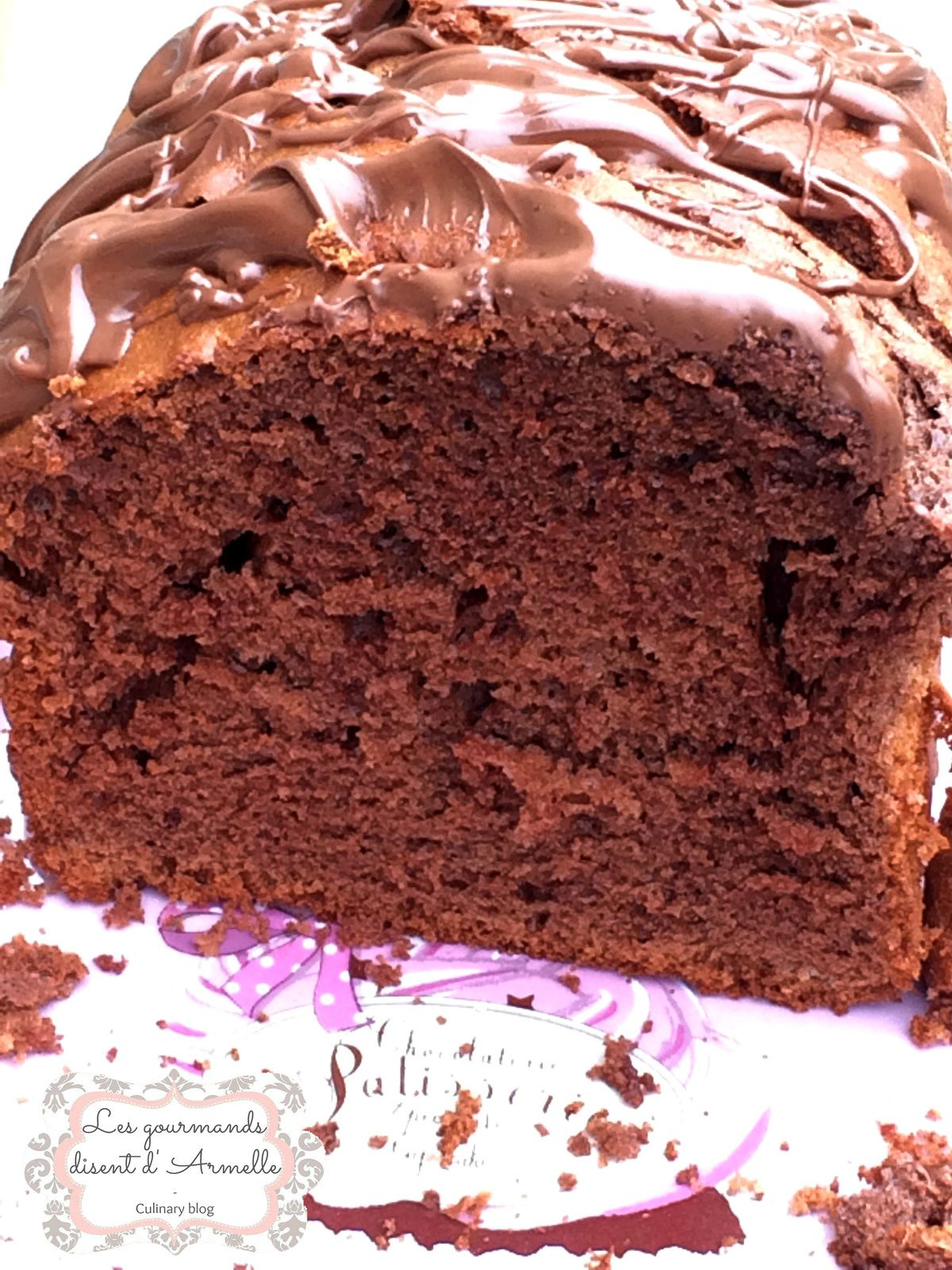 Cake au Double Nutella®